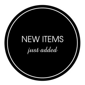 New Items Added Weekly!